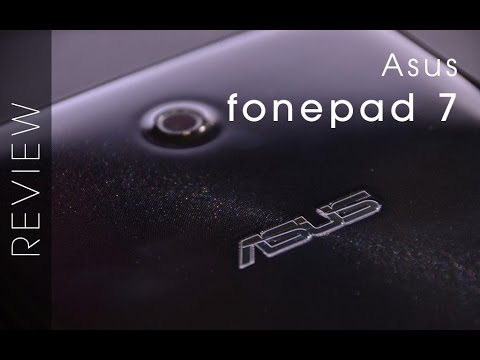Asus FonePad 7 ME372CG Review - TechRodent Reviews