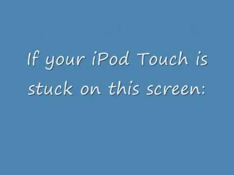 Apple Loading Screen Stuck on Apple Logo Screen