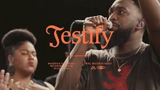 Download lagu Testify (feat. Dante Bowe & Naomi Raine) - Maverick City | TRIBL