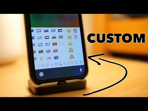 How to: customize emoji drawer with Smojis keyboard!