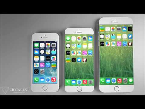 Is Apple's iPhone 6 Phablet Too Late