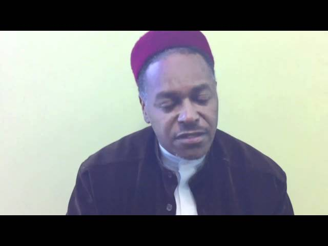 Scholars Speak Out- Imam Shair Abdul Mani - 10,000 Muslim Men Against Domestic Violence