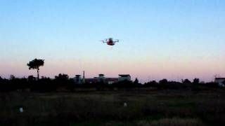 Quadcopter Lift Test