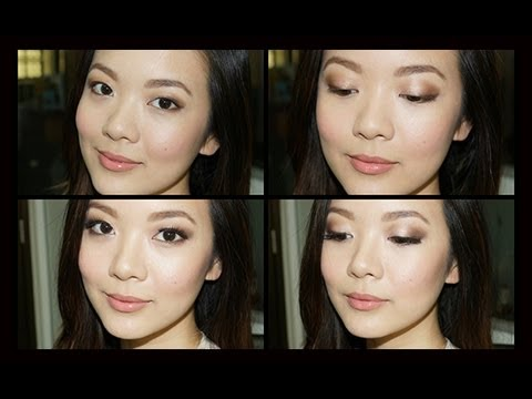Makeup Tutorial: Easy Everyday Day to Night Smoky Eye (for Monolids and Hooded L