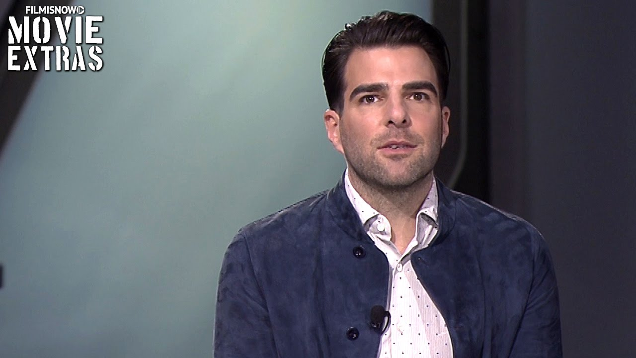Star Trek Beyond - Zachary Quinto at Star Trek Fan Event (2016)