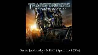 Steve Jablonsky- NEST (Sped up 125%)
