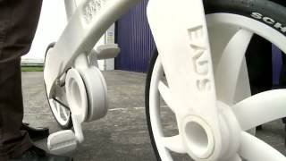 Airbike vélo 3d AEDS