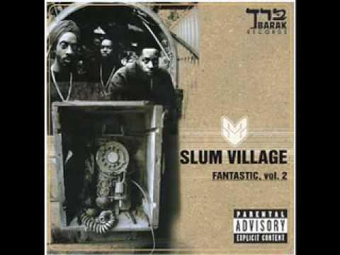 Slum Village - Conant Gardens