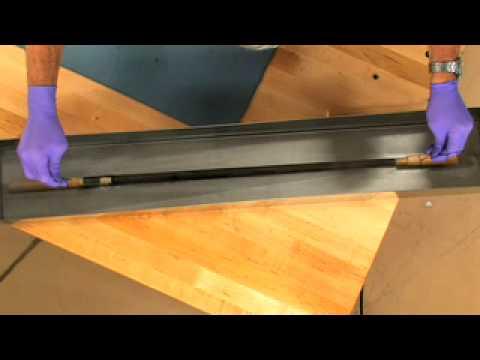 how to blue a gun barrel