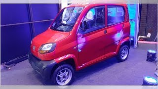 Bajaj Qute LPG variant to be introduced in May | CAR NEWS 2019