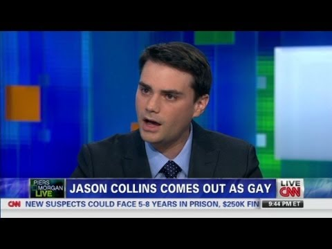 Ben Shapiro: Jason Collins not a hero