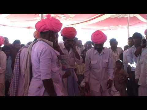 RAJASTHANI HOLI FOLK DANCE : JALORE GER Music Videos