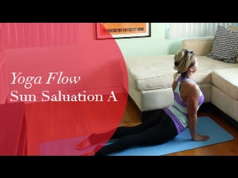 Morning Mediation Flow: Sun Salutation A
