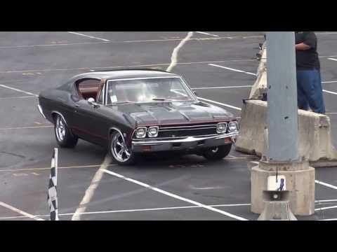1968 Chevelle SS Crash