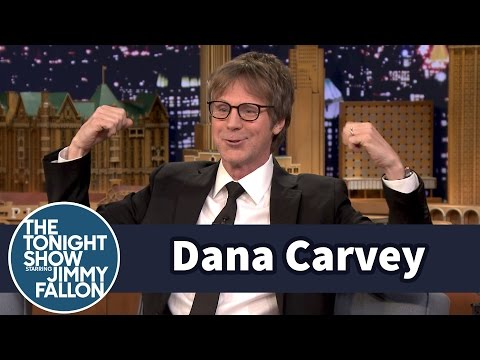 Dana Carvey Tackles the Wheel of Impressions -- Part 2