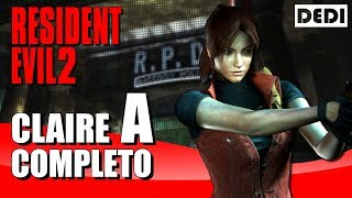 Resident Evil 2 HD Claire A - Completo PT-BR