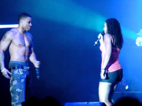 Dilemma My Boo Nelly  ( ft. Kelly Rowland) LIVE