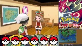 Pokémon Rubí Omega - Parte #1 - ¡HOENN! - Chequio