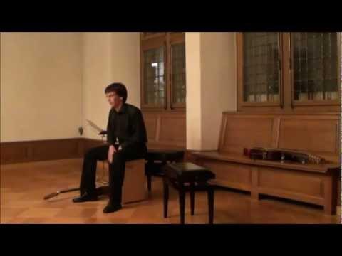 Duo Sueño - La bailadora - Tobias Krebs