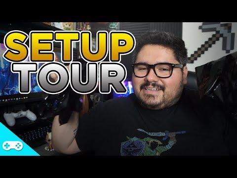 My ULTIMATE Setup and Room Tour 2018!