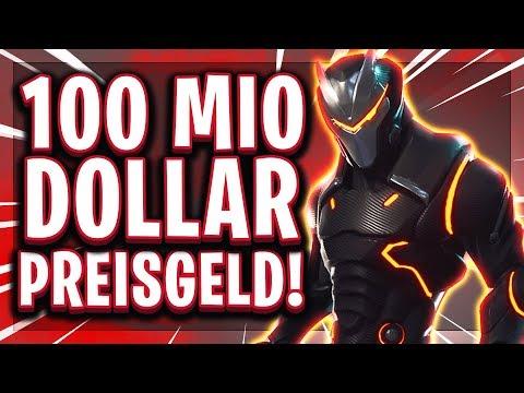 💵🥇100.000.000$ PREISGELD IN FORTNITE   Die deutschen Pros trainieren im Turnier!