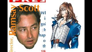 Scott McCulloch as Richter Belmont (voice) (Castlevania: Symphony of the Night 1997)