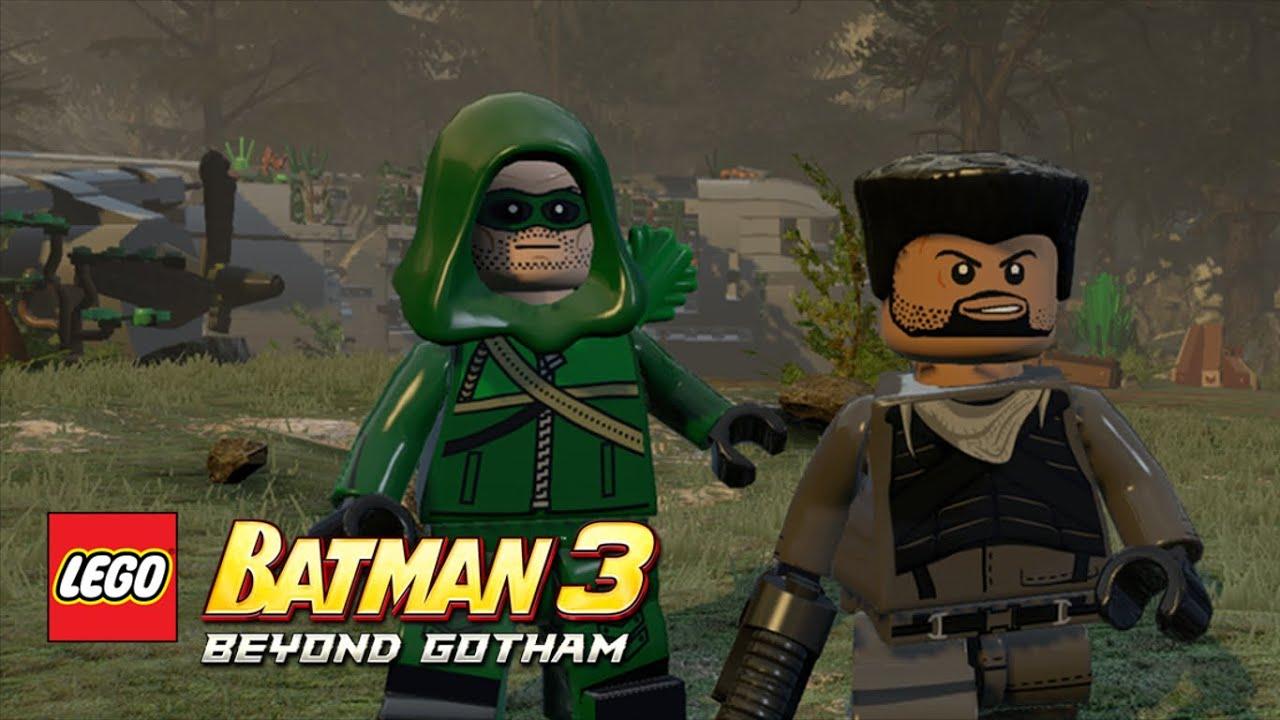 Lego Batman 3 Character Grid Lego Batman 3 Beyond Gotham
