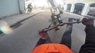 Was zur Hölle ist das für ein Tag auf dem Bike?