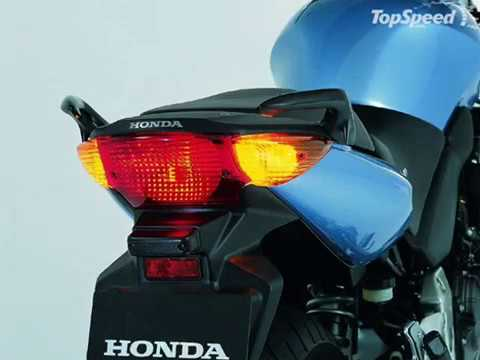 honda cbf600 photoshooting collection Video