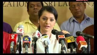 Several artists pledge support to President Rajapaksa