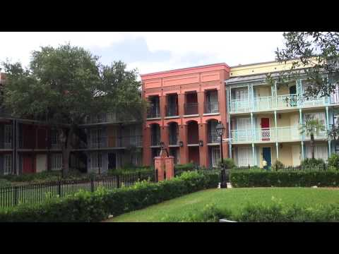 Disney's Port Orleans French Quarter Resort Tour and Overview | Walt Disney World