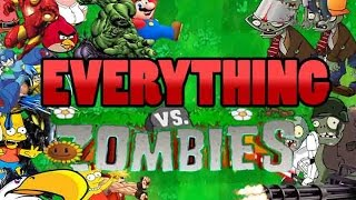 Everything vs Zombies