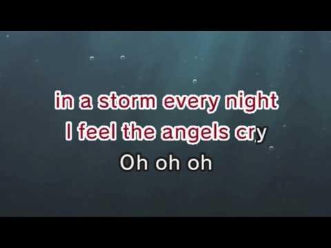 Angel Cry (Karaoke and Lyric Version)