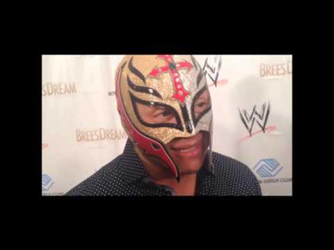 Rey Mysterio Habla Sobre Wrestlemania Y La Salida De Sin Cara De Wwe video