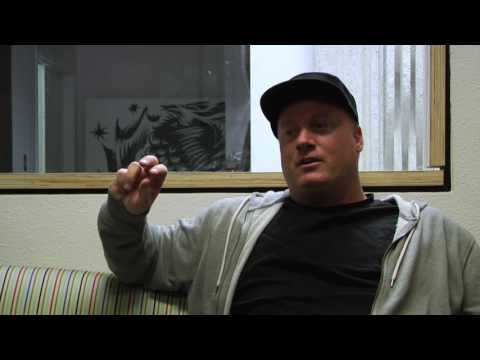 On the Crail Couch with Mike Sinclair