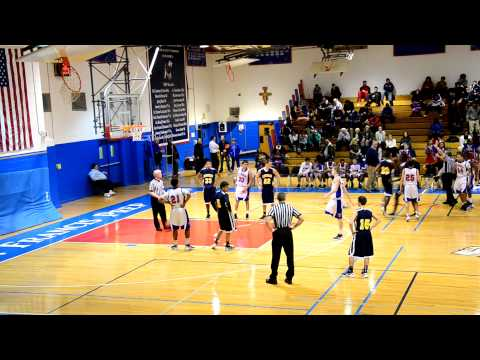 6 | St Francis Preparatory School ( Queens ) Vs Xaverian High School ( Brooklyn )