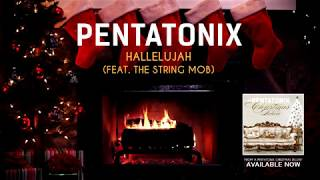 Yule Log Audio Hallelujah Ft The String Mob Pentatonix