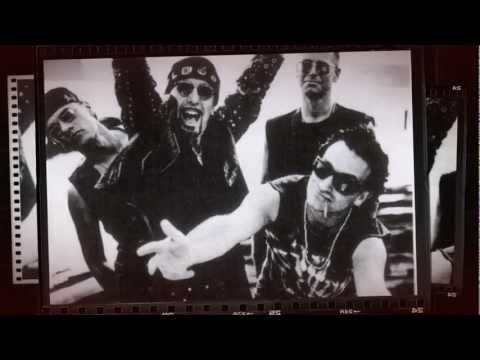 U2 - Ultra Violet (Light My Way) Live - Anaheim 1992