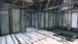 Skyrim - Secret Area in The Mind Of A Madman