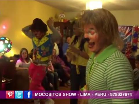 PAYASOS LIMA PERU - COMO QUEDAR BIEN EN UNA FIESTA SHOW INFANTIL