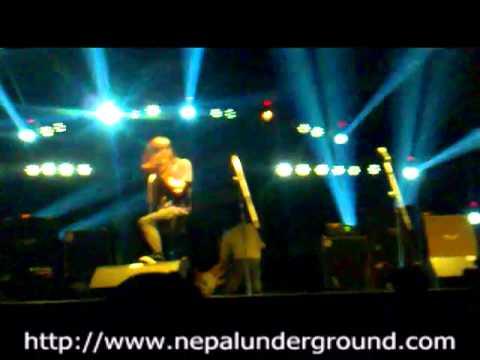 Silence Festival Ii Underside Band(nepal) Live Video. video
