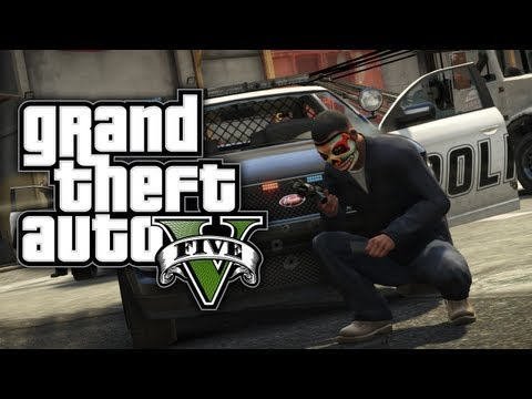 GTA 5: Cheat Codes Xbox 360 PS3 (GTA V)