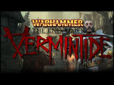 Warhammer: End Times - Vermintide - Mission 2&3 im Stream  [ deutsch | gameplay ]