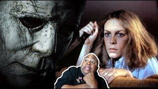 Halloween - Official Trailer (HD) Reaction
