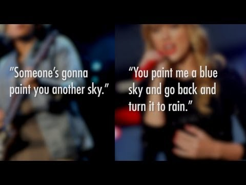 John Mayer Paper Doll Lyrics About Taylor Swift!?