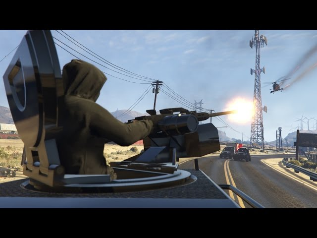 GTA Online Heists - Please Use Caution Trailer