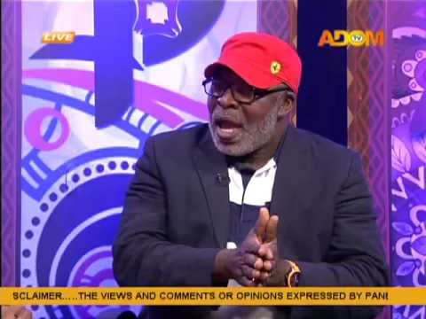 Accra Rains & Matters Arising - Pampaso on Adom TV (4-6-15)