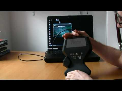 Hands-on Logitech G13 Gameboard