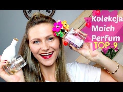 TOP 9 ♥ MOJE PERFUMY ♥ Tydzień z Aleks #2 ♥