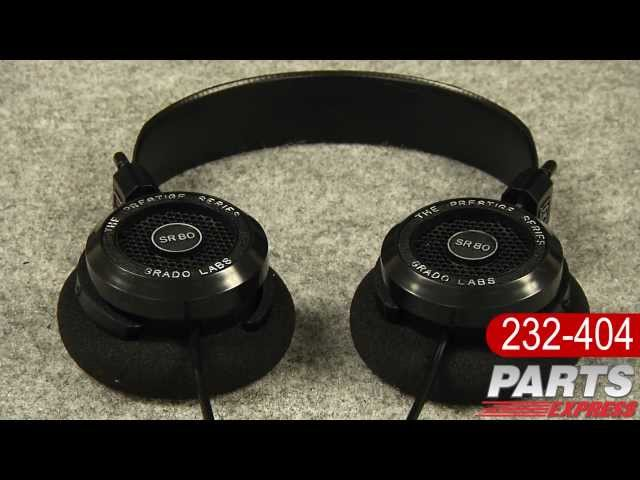 Grado Prestige Series SR80i Headphones
